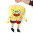 Cute Short Plush SpongeBob Toy Doll - Yellow