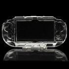 Protective Crystal Plastic Case for PS Vita - Transparent