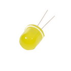 8mm 1.8V~3V LED Emitter Orange (20-Pack)
