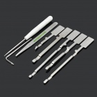X-Tool 8-in-1 Steel Case Unlock Opening Disassemble Tool Kit for Xbox 360 Slim
