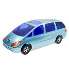 Mini-Van Style CD Case (40-Disc Lockable)