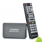 1080P Dual-System Android 2.3 & Linux Media Player w/ WiFi / SD / 2xUSB / LAN / OPTICAL / HDMI / AV