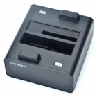 "USB 2.0 Dual-Bay 2.5""/3.5"" SATA HDD Docking Station - Black"