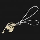 Fairy Tail Guild Logo Cell Phone Strap - Alloy (Random Color)