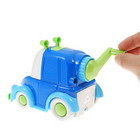 Lovely Cartoon Car Shaped Pencil Sharpener