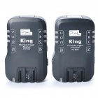 Genuine PIXEL KING Wireless TTL Flash Trigger Transmitter Receiver Set for Sony (2 x AA / 2 x AA)