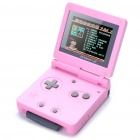 "GB Station Portable 2.7"" LCD Game Console with TV-Out - Pink (NTSC)"