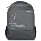 "Stylish Genuine Kingsons Backpack Double-Shoulder Bag for 15.6"" Laptop - Deep Grey"