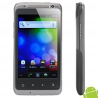 "G14 WCDMA Android 2.3 Smartphone w/ 4.0"" Capacitive, Dual SIM, Wi-Fi and GPS - Grey"