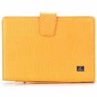 "Genuine Kingsons Fashion Radiation-proof Laptop Stand Bag - Yellow (14"")"