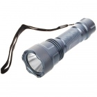 ROMISEN RC-U4 3-Mode LED Flashlight (3*AAA/2*CR123A/18650/3V~8V)