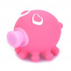Genuine ADATA T806 Octopus USB 2.0 Flash Drive - Pink (16GB)