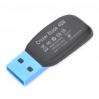 Genuine SanDisk USB Flash Drive - Blue + Black (4GB)