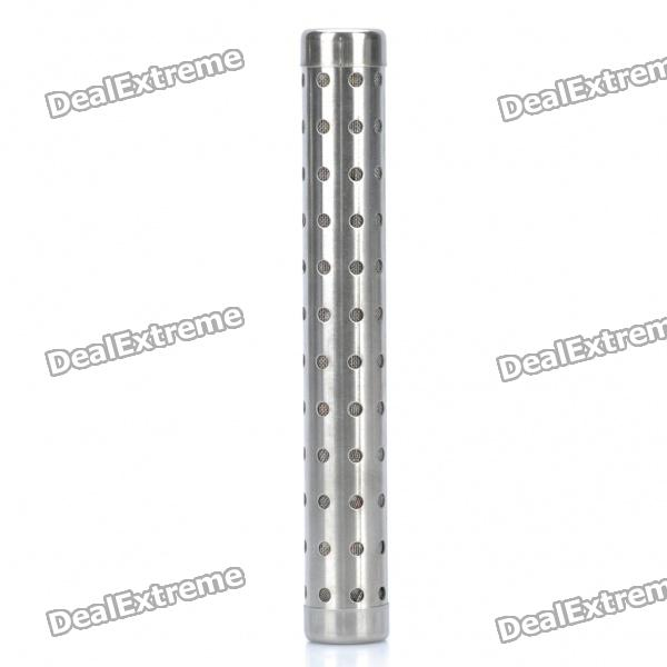 Healthy Alkaline Hydrogen Stainless Steel Water Filter Stick - Silver pem membrane glass hydrogen water bottle high concentration 1000 1200ppb water ionizer anti aging hydrogen generator wac009