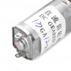 13mm 12V 10RPM High Torque DC Geared Motor