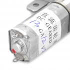 13mm 12V 20RPM DC Geared Motor