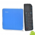 1080P Full HD Android 2.3 Media Player with SD / LAN / HDMI / USB (Blue)