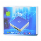 1080P Full HD Android 2.3 Media Player with SD / LAN / HDMI / USB (Black)