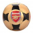 FC Arsenal Logo PVC Soccer Ball Football for Children (15.5CM - Diameter)