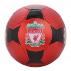 Liverpool Logo PVC Soccer Ball Football for Children (15.5CM - Diameter)