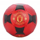 Manchester United Logo PVC Soccer Ball Football for Children (15.5CM - Diameter)