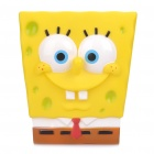 Creative Spongebob Squarepants Style PVC Saving Coins Money Bank (Size-L)