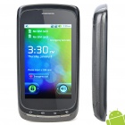 "S1 Android 2.2 GSM TV Smartphone w/ 3.2"" Resistive, Dual SIM, Quadband, Wi-Fi and Java - Black"