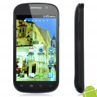 "A800 Android 2.3 TV GSM Smartphone w/ 4.0"" Capacitive, Dual SIM, Quadband, GPS and Wi-Fi - Black"