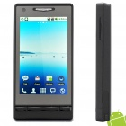 "W6000 + Android 2.2 Smartphone w / 3,2 ""Touch Screen, GSM Quadband, Dual SIM und Wi-Fi - Black"