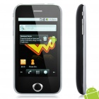 "ABO AB-3961 Android 2.2 WCDMA Smartphone w/ 3.5"" Capacitive, Wi-Fi and GPS - Black"