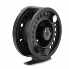 900 Resin Fly Fishing Reel - Black