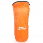 Outdoor Camping Polyester Fabric Water Bucket Bag - Orange (20L)