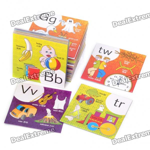 BrainBox My First ABC Memory Card Game (53 cartes)