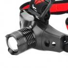 3-Mode 200LM White LED Focus Adjustable Headlamp (1 x 18650 / 3 x AAA)