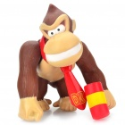 Super Mario Donkey Kong Action Figure Toy Doll with Hammer - Moveable Hands
