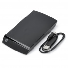 Genuine Seagate Expansion USB 2.0 External HDD - Schwarz (500 GB)