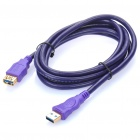 MILLIONWELL USB 3.0 Male to Female Extension Cable (180cm)