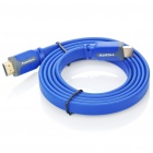 PowerSync 3D Full HD HDMI Male to Male Ethernet Flat Cable (140cm)