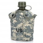 Outdoor Water Kettle Jug - Army Green (1L)