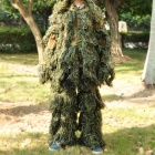 Tactical Photography Woodland Camouflage Ghillie Suit