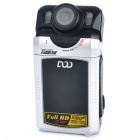 "DOD F500LHD 1080P 5MP CMOS Wide Angle Car DVR Camcorder w/ 2-LED / HDMI / AV-Out / SD (2"" LCD)"