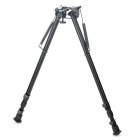 "27"" Retractable Aluminum Alloy Tactical Spring Loaded Bipod Rifle Stand for M4 / M16 (Max. 80Kg)"