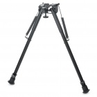 "13"" Retractable Aluminum Alloy Tactical Spring Loaded Bipod Rifle Stand for M4 / M16 (Max. 50Kg)"