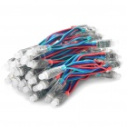 12MM RGB Bare Point Source Red/Green/Blue 50-LED String light