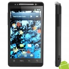 "S820 Android 2.3 WCDMA Smartphone w/ 4.3"" Capacitive, Dual SIM, Wi-Fi and GPS - Black"