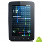 "7 ""Kapazitive Android 2.3 3G WCDMA Tablet w / Dual-Kamera, GPS und Bluetooth (Qualcomm 800 MHz / 512 MB)"