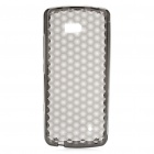 Protective PC Back Case for Nokia N700 (Transparent Grey)