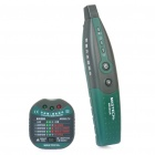 Professionelle Circuit Breaker Detector - Deep Green