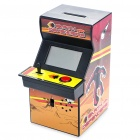 "2.2"" LCD Arcade Machine Style Coin Bank (2 x AAA)"