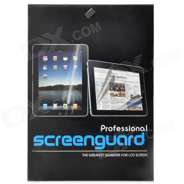 "Protective Clear Screen Protector Guard w/ Cleaning Cloth for Samsung Galaxy Tab 10.1"" P7510"